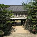Photos: 110515-70岡山城・不明門(内部から)