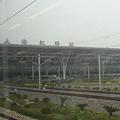 上海の高速鉄道ターミナル、虹橋駅