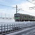 写真: 横浜線205系 H17編成