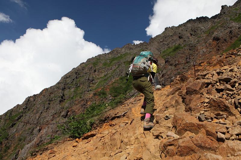 IMG_3356八ヶ岳(赤岳・横岳・硫黄岳)