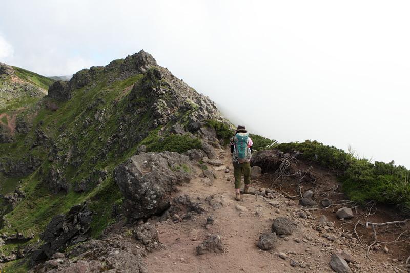 IMG_3632八ヶ岳(赤岳・横岳・硫黄岳)