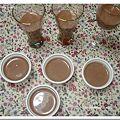 Photos: チョコ豆乳プリン