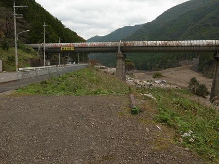 国道168号線・台風12号その後-13