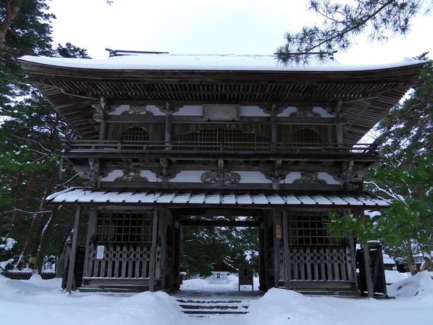 Photos: 天徳寺山門