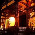 Photos: 石山寺のライトアップ。仁王門。