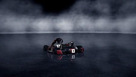 グランツーリスモ レーシングカート 125SPL 後