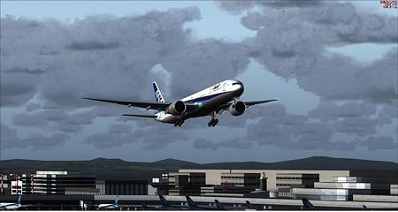 fsx b777 takeoff16