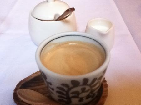 オーガニックコーヒー 里山